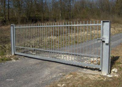 Portes chemins forestier